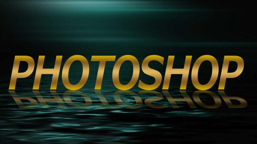 【1からのPhotoshop】オブジェクトが鏡面反射して映り込んでいるようにするテクニック