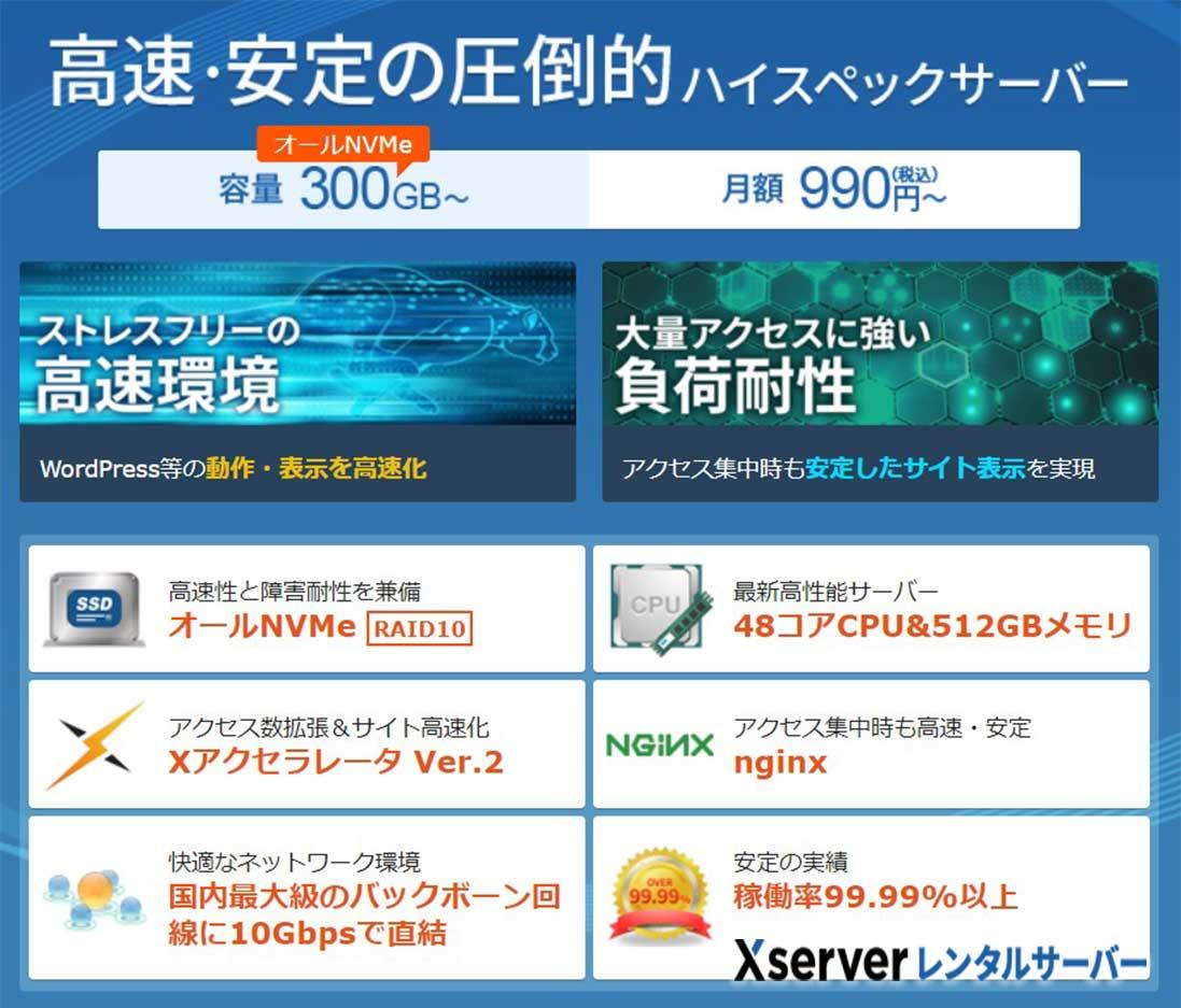 xserverアイキャッチ画像
