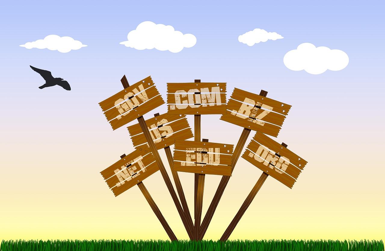 おすすめのドメイン取得サービス4選|SEO効果の高いドメインとは?